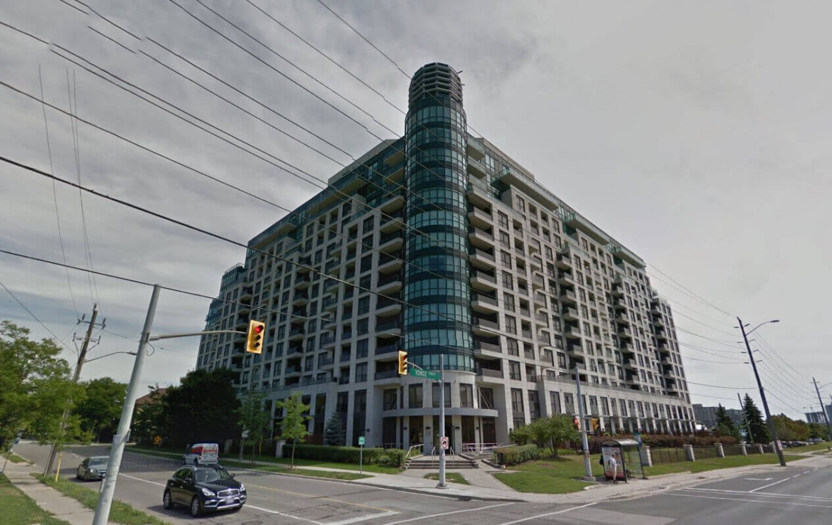 Built Condo - 18 Harding Blvd Richmond Hill, ON L4C 0T3 Canada