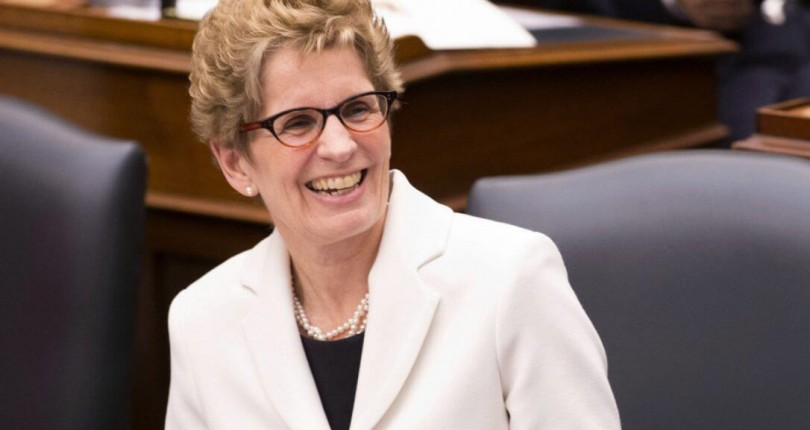 Ontario Premier Kathleen Wynne said on Monday that the province will not follow British Columbia's move to introduce a tax on foreign home-buyers.