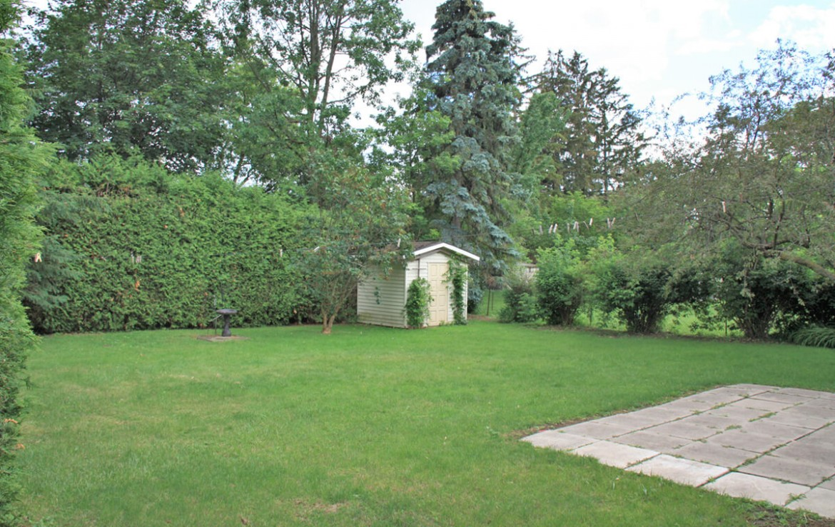 Rare South Lot Bungalow