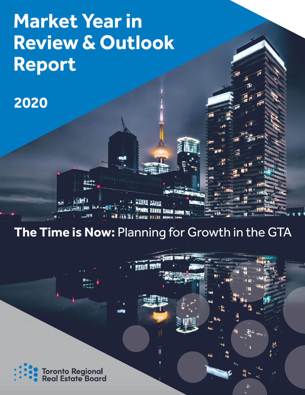 NOW AVAILABLE: TREB's 2020 Market Year in Review & Outlook Report